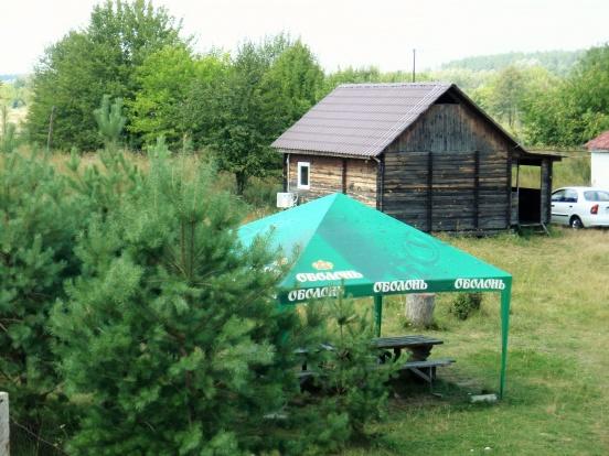 Уютное место для отдыха и пикника.