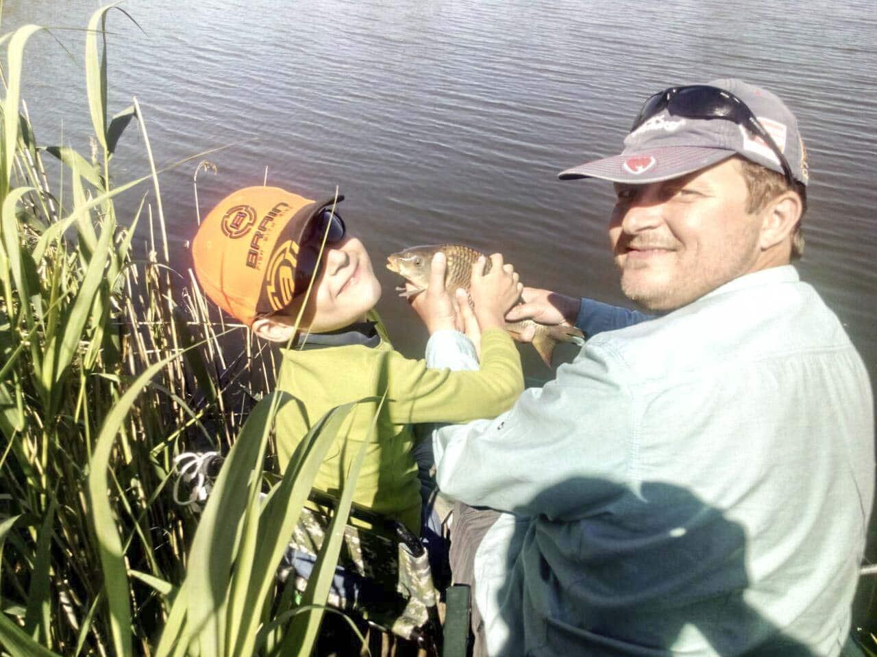 Школа Рыболовного Мастерства. Практика)